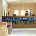 Jerusalem hotel lobby