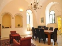 Israel apartments - 160 year old vacation rental