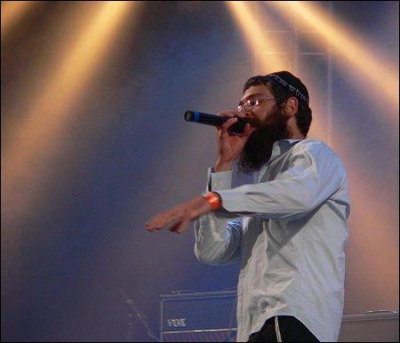 matisyahu jerusalem