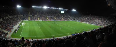 Jerusalem Teddy Stadium