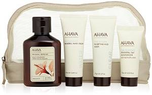 ahava products set