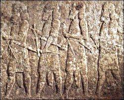 assyrian officials
