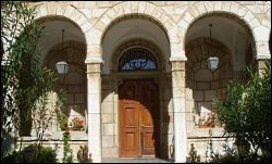 The Austrian Hospice in Jerusalem's Old City