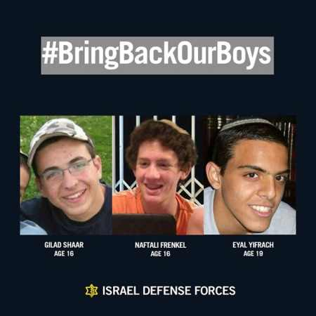 #BringBackOurBoys - please pray for the safe returned of the three kidnapped Israeli boys.