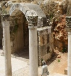Cardo in Jerusalem