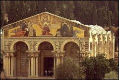 Church of the Agony Jerusalem