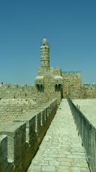 The Ramparts Walk: Climb the Walls of Jerusalem