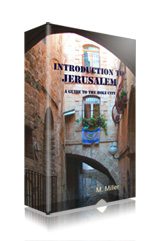 Travel to Jerusalem guidebook