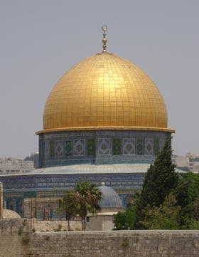 Building Jerusalem Wall