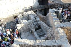 excavations in Jerusale