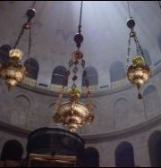 Golgotha - the Church of the Holy Sepulcher