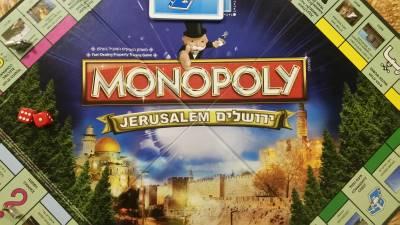 Jerusalem Monopoly