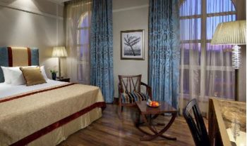 King David Hotel Jerusalem room