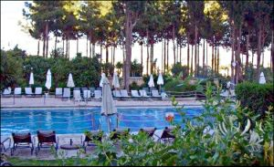 King David Hotel Jerusalem Pool