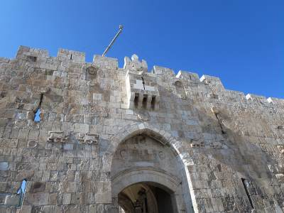 Jerusalem Lion's Gate