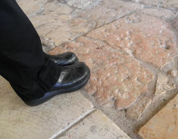 erusalem stone