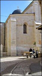 St. John the Baptist Church in Jerusalem's Old City