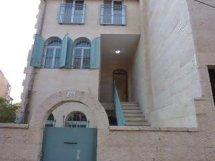 Jerusalem rentals: Nachlaot house