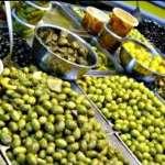 olives at Machane Yehuda