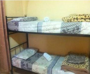 Room at Petra Hostel in Jerusalem