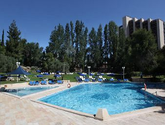 Pool at Ramada Jerusaelm