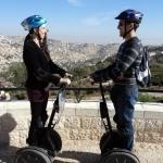 segways in Jerusalem