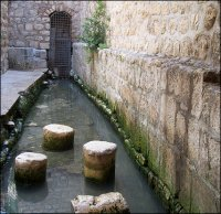 pool of Shiloah Jerusalem