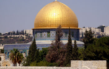 Noble Sanctuary: the Dome of the Rock