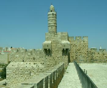 Tower of David: the David Citadel