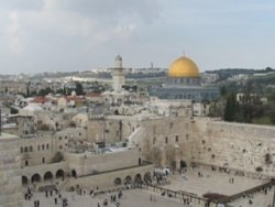 Western Wall Jerusalem Prayer Service: Your prayer, personally delivered to the Western Wall in Jerusalem.