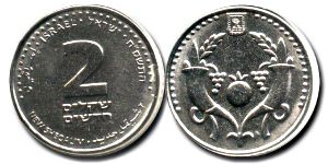 israel currency