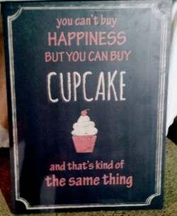 cupcake sign hutzot hayotzer Jerusalem arts and craft fair