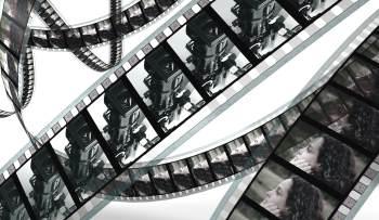 film strip for Jerusalem Film Festival