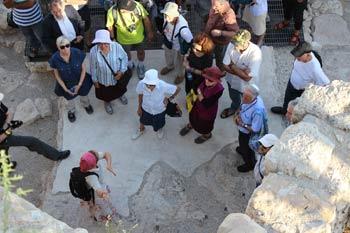 Israel tour guide in Jerusalem