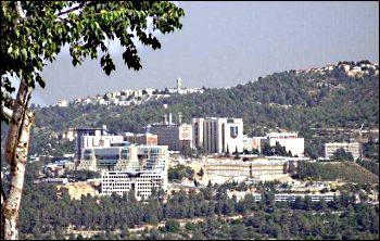 hadassah hospital ein karem