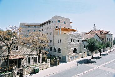 Agron Jerusalem hostel