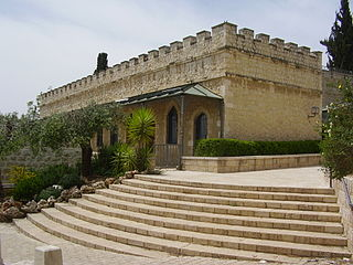 Mishkenot Shaananim in Jerusalem