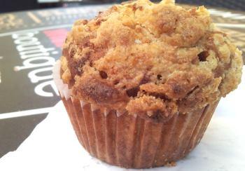 halva muffin in Jerusalem