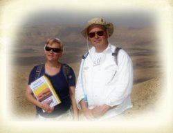 visiter Jérusalem: Orah et Shaul guides francophones en Israël