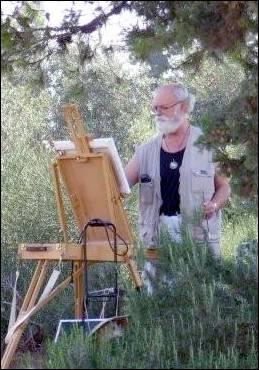 artist near menachem begin center