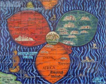 ancient Jerusalem maps